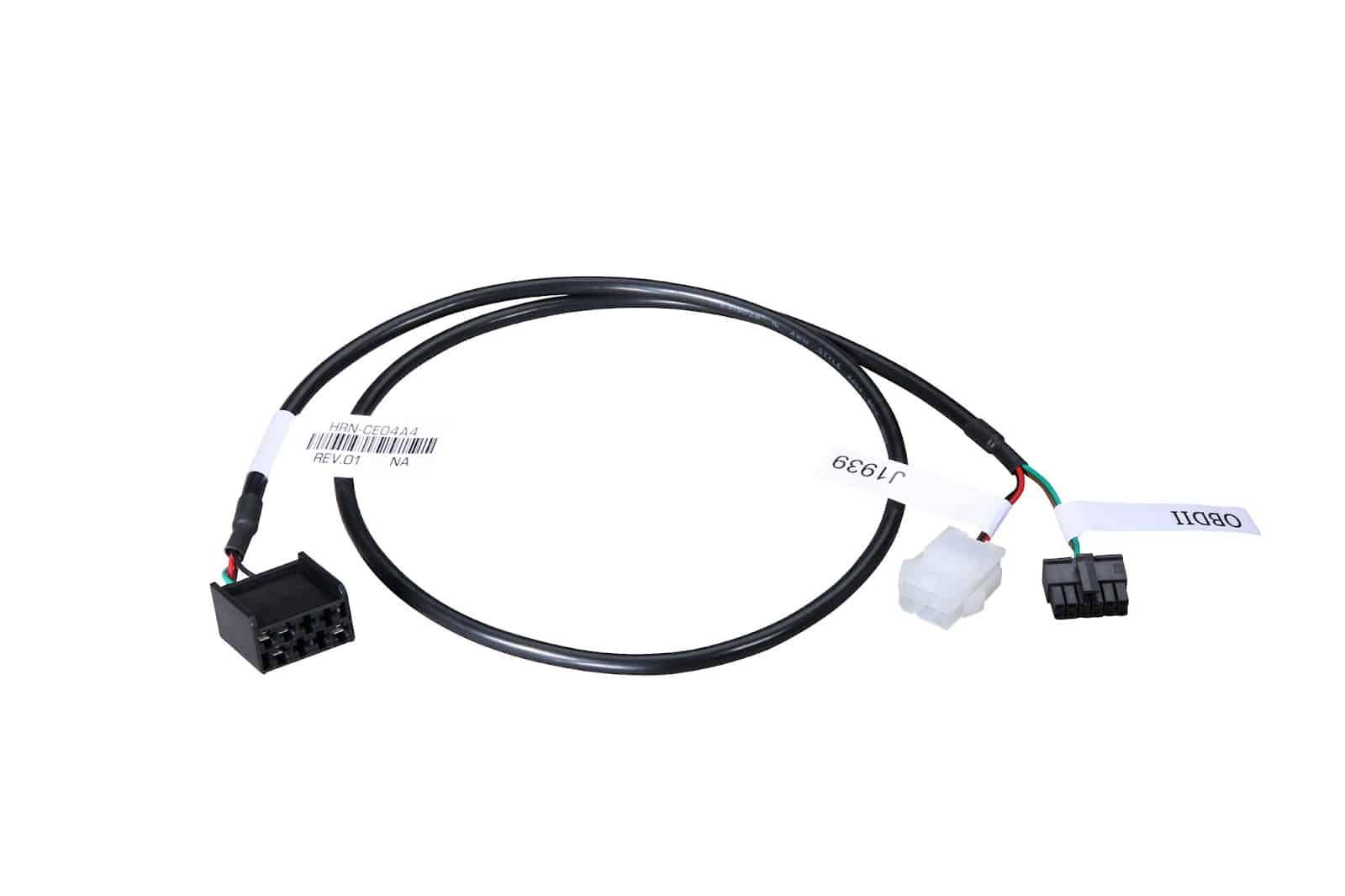 Bild: Geotab HRN-CE04A4 Kabelbaum Adapter für Fahrzeuge von Volvo länge 80cm