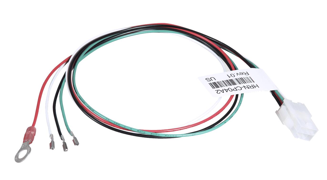 Bild: Geotab HRN-CP04A2 Kabelbaum Adapter für PSM-Modulanschluss für Mercedes Sprinter (Baureihe 907 u. 910)
