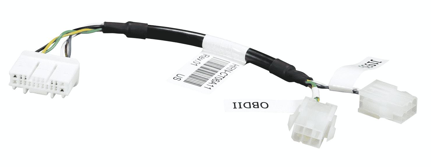 Bild: Geotab HRN-CT06A11 Kabelbaum Adapter zur Motordatenerfassung für Tesla Model S ab Mitte 2015 und Tesla Model X