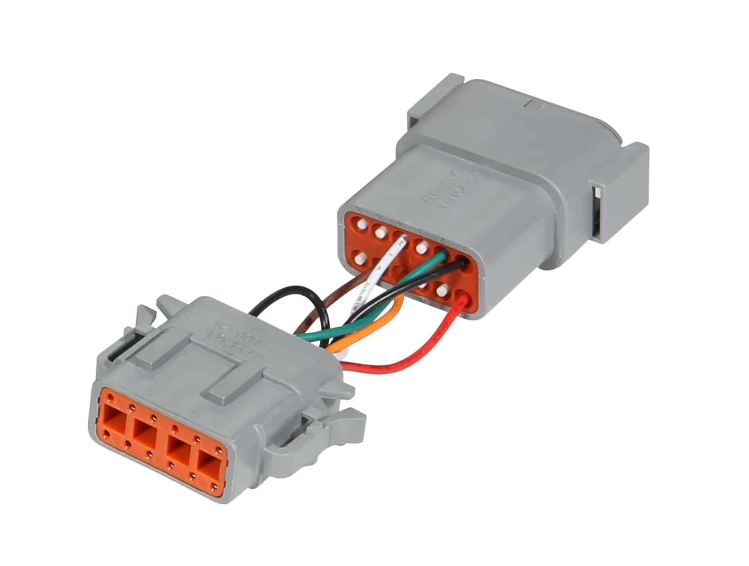 Bild: Geotab HRN-RMRCA1 Kabelbaum Adapter CAT-spezifischer Adapter Bj. 2000-2016
