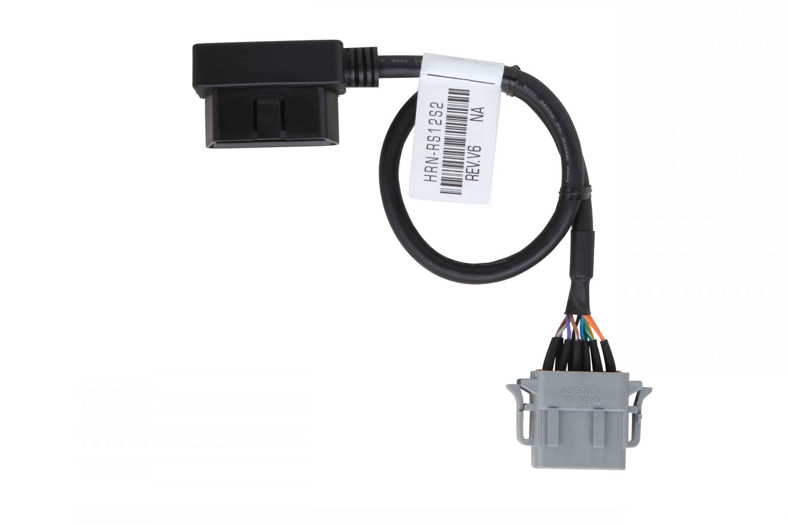 Bild: Geotab HRN-RS12S2 Kabelbaum Adapter für GO 9 RUGGED