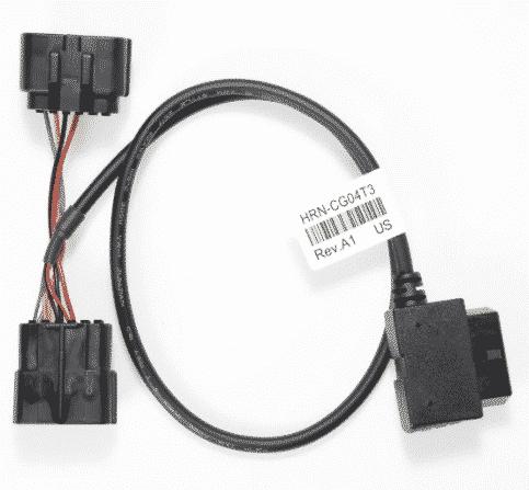 Geotab HRN-CG04T3 Kabelbaum Adapter 4Pin für Fahrzeuge von Volkswagen