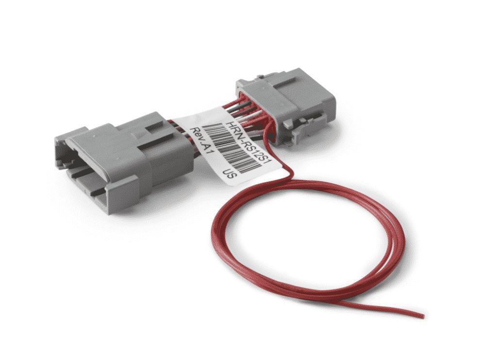 Bild: Geotab HRN-RS12K1 Kabelbaum Adapter Batterietrenn-Bypass-Kabelbaum für GO RUGGED