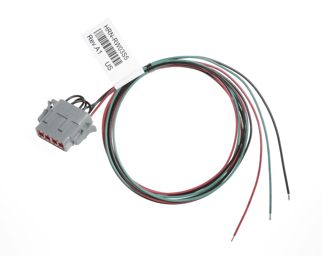 Bild: Geotab HRN-RW03S5 Pulskabelbaum für Motoren die keine Zündung / Drehzahl für das GO RUGGED-Gerät melden