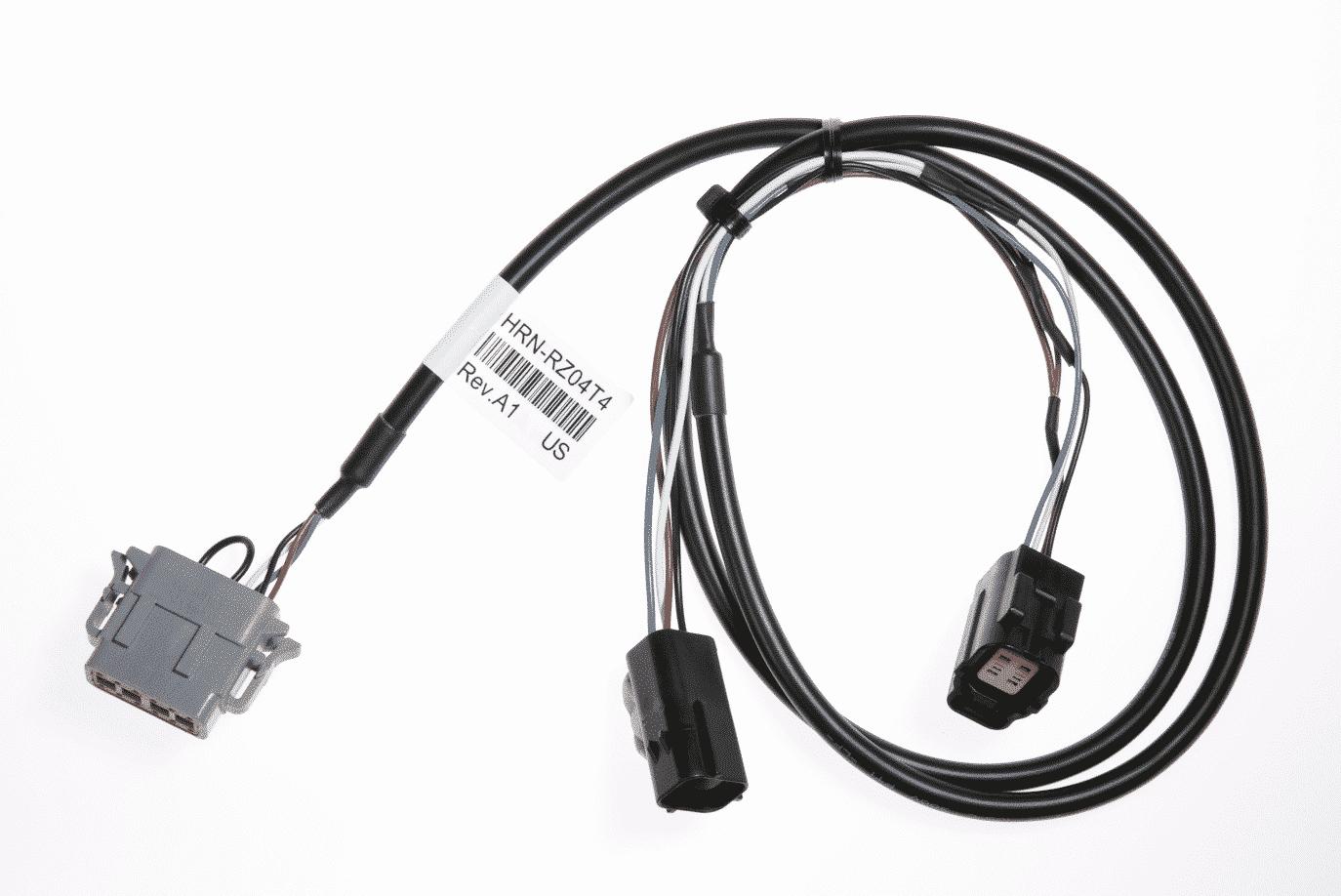 Bild: Geotab HRN-RZ04T4 Kabelbaum Adapter für Kubota Motortype MA-40-36
