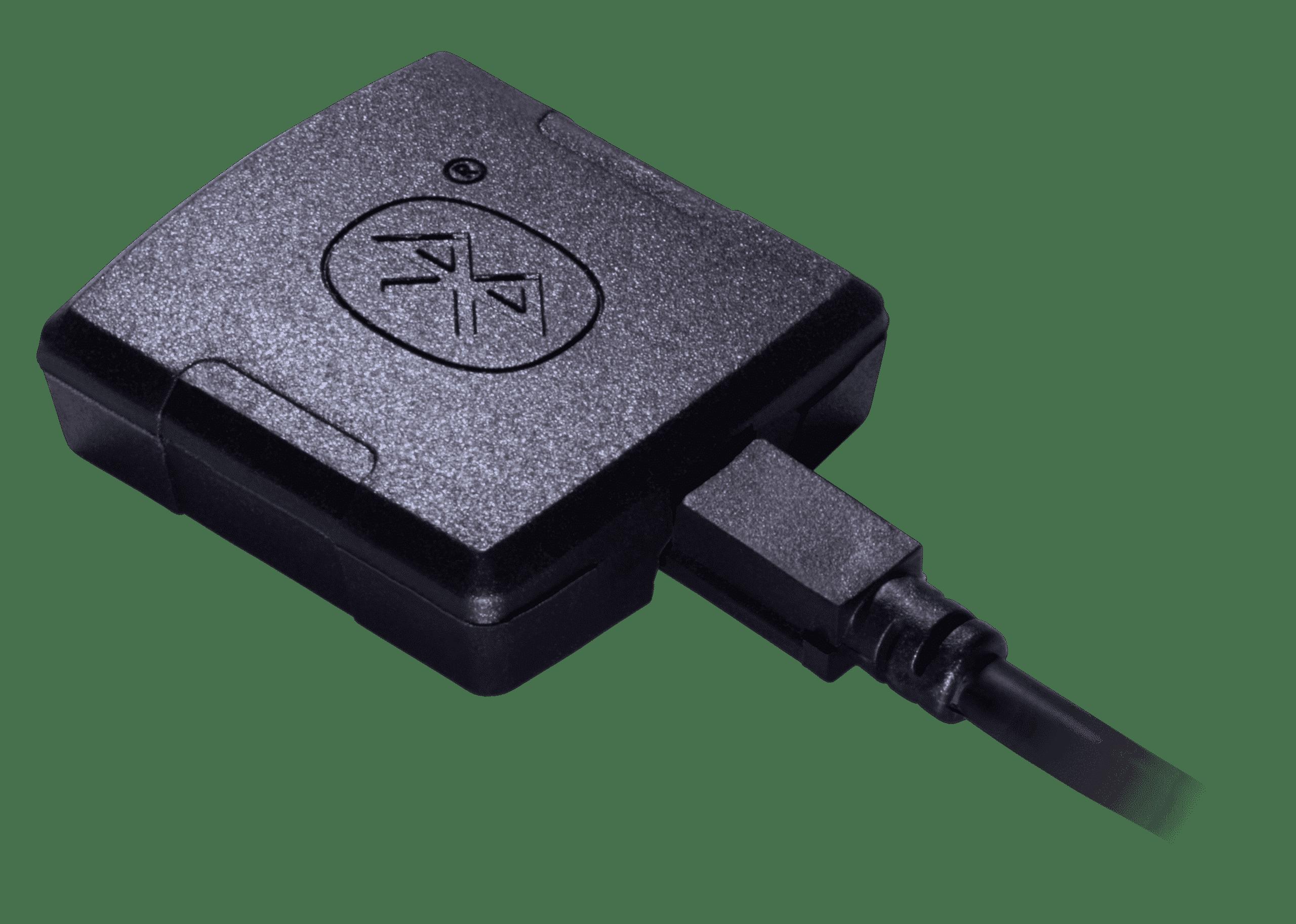 Geotab IOX-BT zu Überwachung von Bluetooth® Proximity-Beacon mit öffentlichen MAC-Adressen
