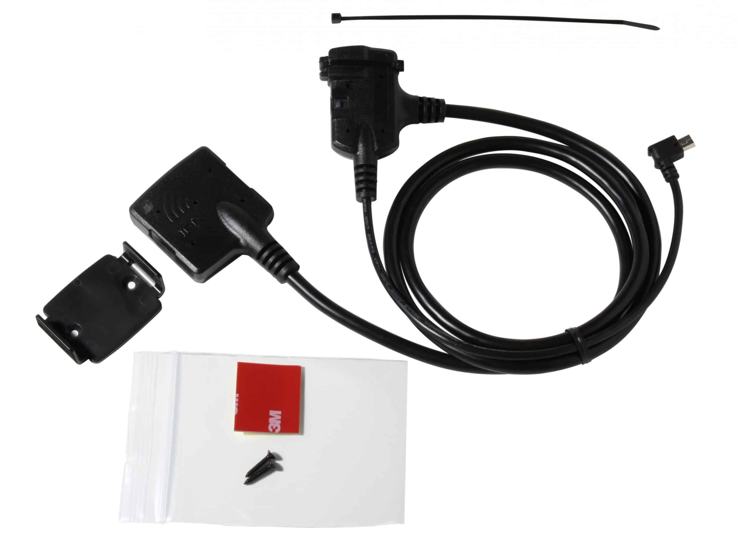 Geotab IOX-NFC-Reader - Lesegerät Erweiterung für Fahreranmeldung am GO9 u. GO9+