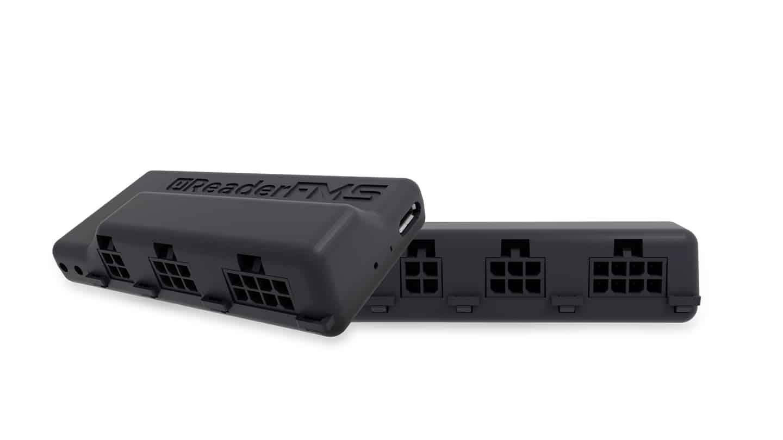 Bild: Geotab IOX-UREADER Multifunktionales IOX-Gerät zur Unterstützung des digitalen Fahrtenschreibers und der CAN-Klemme