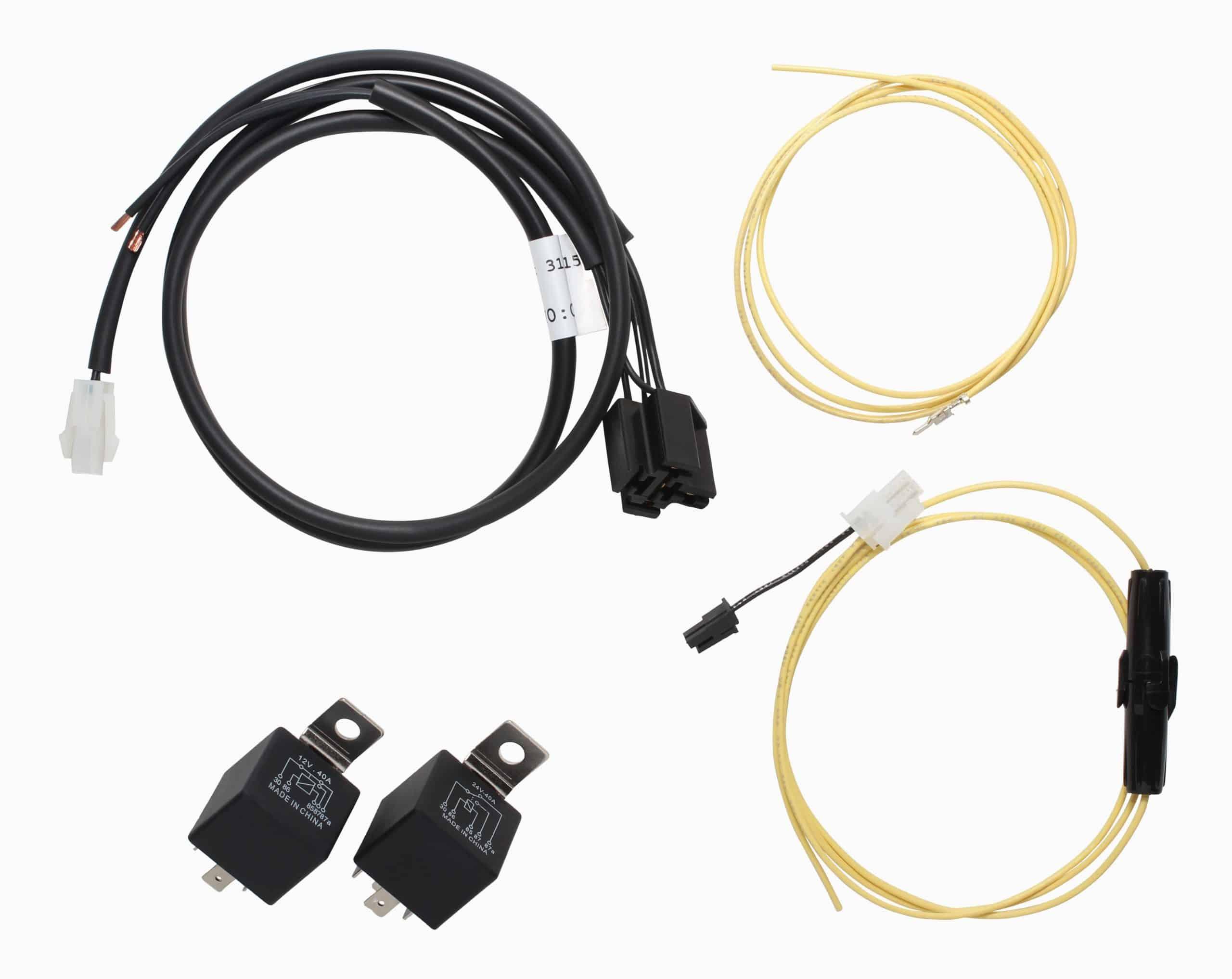 Bild: Geotab SPR-RELAYKIT Fahreridentifikationsrelais-Kit für GO-Geräte