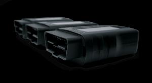 Produktbild - Geotab GO9 – Erweiterbares Telematikgerät für die Nutzung mit Schanes Fleet Plan