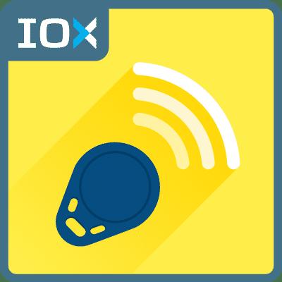 Bild: Geotab IOX-NFC-Reader